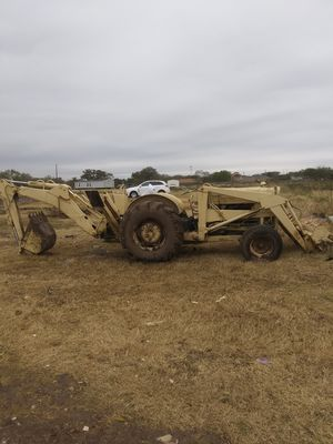 1983 ford backhoe for Sale in Cedar Creek, TX