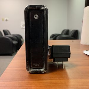 Motorola SB6121 Surfboard High Speed Cable Modem for Sale in Rosemead, CA