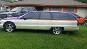 Chevy caprice ss wagon for Sale in Houston, TX