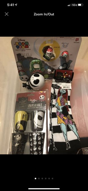Nightmare before Christmas collectibles for Sale in Pflugerville, TX