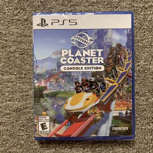 New Planet Coaster for PlayStation 5 for Sale in Edmonds, WA