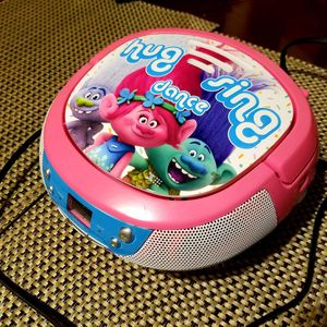 Trolls DreamWorks boombox for Sale in Los Angeles, CA