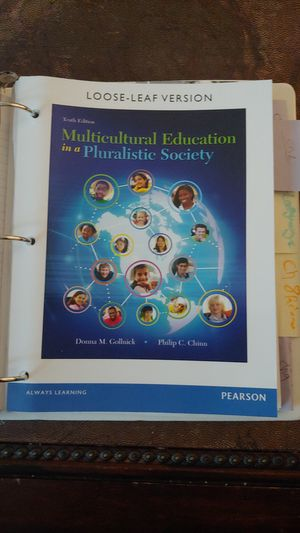 Multicultural education in a Pluralistic Society for Sale in Lawrenceville, GA