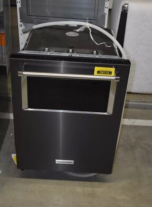 KitchenAid Dishwasher - black Stainless Steel for Sale in Bell Gardens, CA