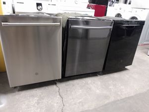 New scratch and dent dishwashers working perfectly 4 months warranty$250.00 & up for Sale in Baltimore, MD