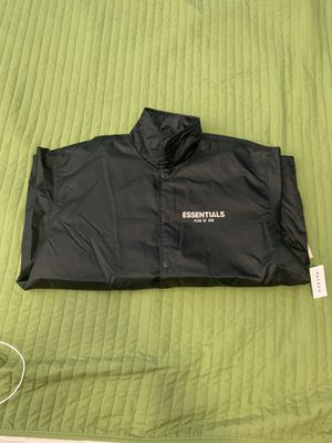 Fear of God Essentials Coaches Jacket for Sale in Clovis, CA