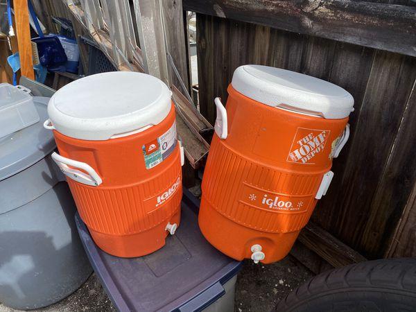 Coolers $10 ea
