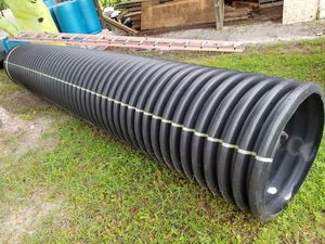 Culvert drainage pipe 36in by 18ft for Sale in Fellsmere, FL