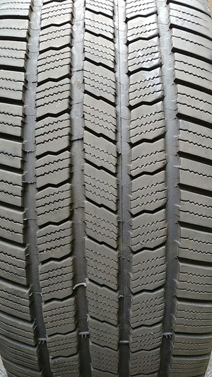 275 55 20 set of 4 used Michelin defender for Sale in Washington, DC