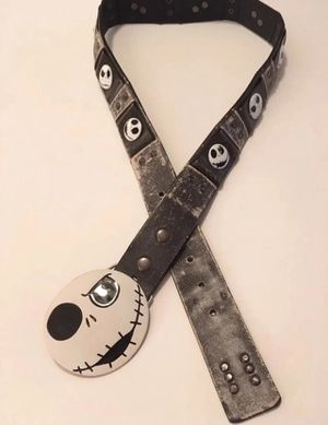 "Disney Jack Skellington Belt 36"" for Sale in Baltimore, MD"