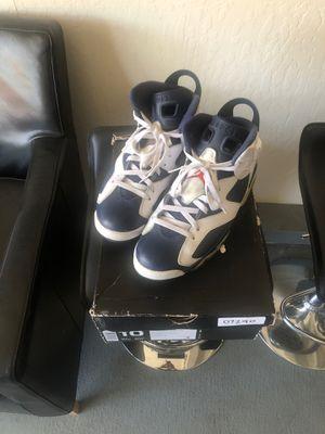 Jordan6 sz10 for Sale in San Leandro, CA