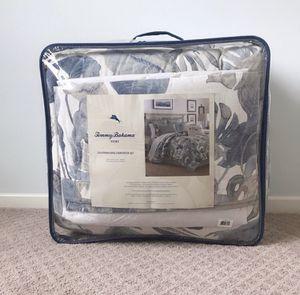 Tommy Bahama Raw Coast Cal King Comforter Set for Sale in Fontana, CA