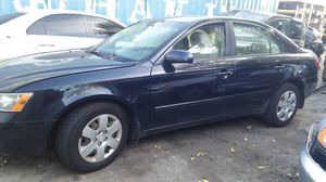 Hyundai Sonata 2007 NOT FOR SALE ONLY FOR PARTS call and ask {contact info removed} or {contact info removed} for Sale in Paterson, NJ