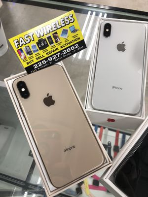 iPhone x for Sale in Baton Rouge, LA