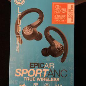 Jlabs Epic Air Sportanc Wireless Headphones for Sale in Atlanta, GA