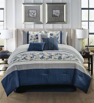 Comforter set 7 pieces new for Sale in Lafayette, LA