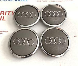 Audi Oem Wheel Centercaps Set for Sale in Glendora, CA