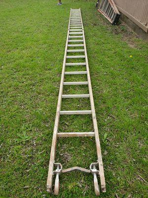 Werner 24ft Fiberglass Extension Ladder for Sale in Austin, TX