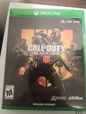 Call of Duty: Black Ops 4 for Sale in Carrier Mills, IL