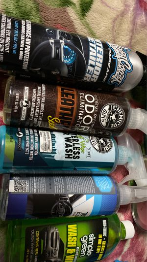 Auto Cleaning Supplies for Sale in Santa Ana, CA