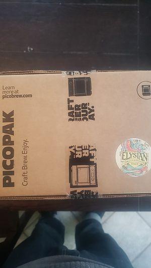 Unopened Picobrew Picopak for Sale in Tacoma, WA