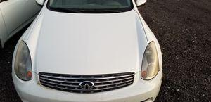 Infiniti G35 coupe hood '03-07 for Sale in Phoenix, AZ