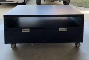 Entertainment center TV stand for Sale in Raleigh, NC