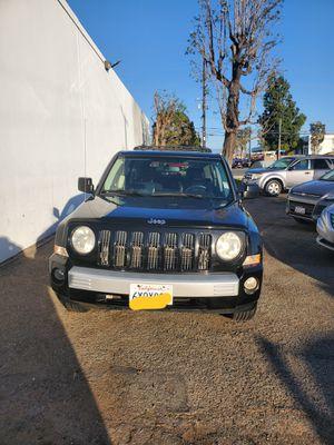 2007 Jeep Patriot Limited 2.4 for Sale in Orange, CA