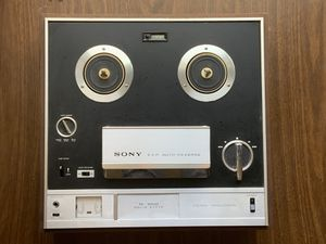 Vintage SONY TC-5600 E.S.P. Auto Reverse Stereo Reel to Reel Tape Recorder for Sale in Las Vegas, NV
