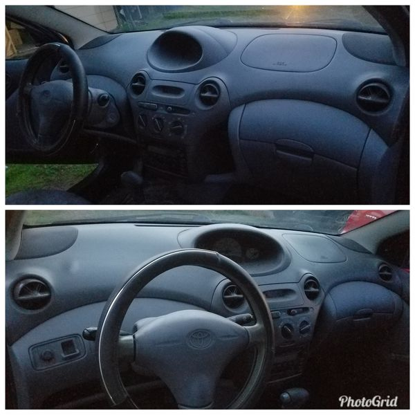 TOYOTA ECHO 2001 4DR CLEAN TITLE