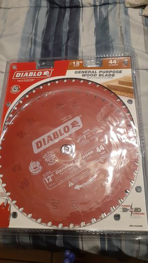 Diablo general purpose wood blade for Sale in Kenneth City, FL