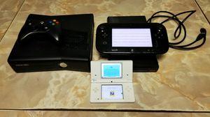 Videogame Console Lot (Please Read Description) for Sale in El Monte, CA