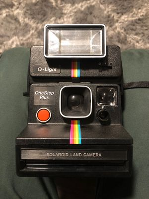 Polaroid One Step Plus and Q-Light! for Sale in Morada, CA