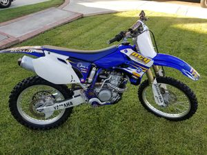 05 Yamaha yz250f for Sale in Riverside, CA