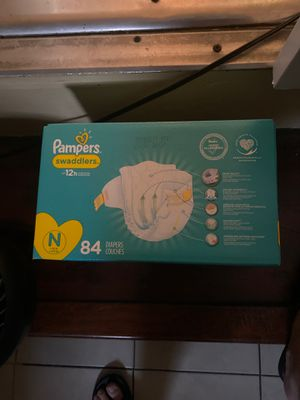 Pampers Size Newborn for Sale in Bell Gardens, CA
