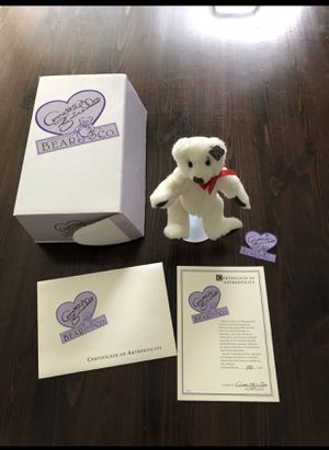 Annette Funicello Collectible Bear for Sale in Coral Springs, FL