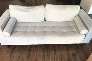 Grey Mid Century Couch for Sale in San Diego, CA