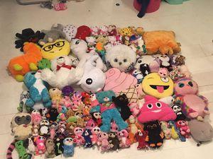 stuffed animals for Sale in Norfolk, VA