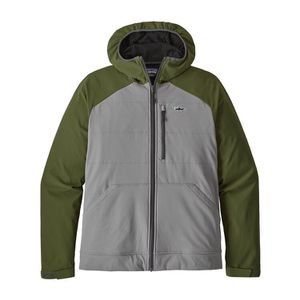 (Sz. M) Patagonia Snap Dry Feather Gray Hoodie for Sale in Clearwater, FL
