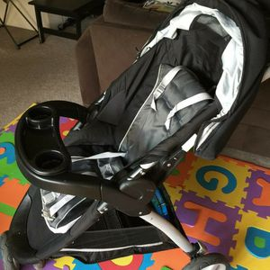 Kids Stroller - Graco Fast Action Fold Sport Travel System for Sale in San Jose, CA