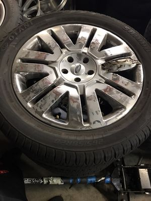 """Ford Flex stock wheels 20"""" for Sale in Lakewood, WA"""