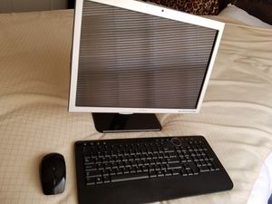 """Dell 20"""" LCD flat panel monitor for Sale in Sarasota, FL"""