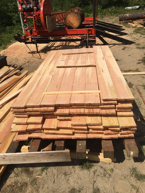 Lumber For Sale Portable Saw Mill For Hire 1x6 2x6 2x8