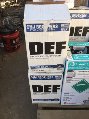 DEF for Sale in Montclair, CA