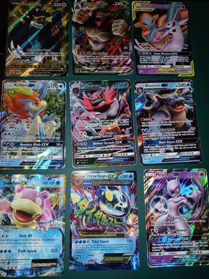 Pokemon cards. Ex,Gx,tagteam & V's for Sale in Philadelphia, PA