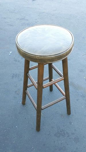 Wooden Stool for Sale in Oceanside, CA