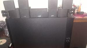 Bose 6.1 surround sound no wires for Sale in Brandon, FL