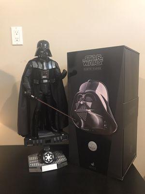 Hot toys StarWars darth Vader 1/4 figure for Sale in Chula Vista, CA