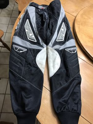 Fly racing motorcycle pants for Sale in Stafford, TX
