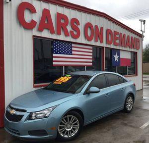 2012 Chevrolet Cruze for Sale in Pasadena, TX